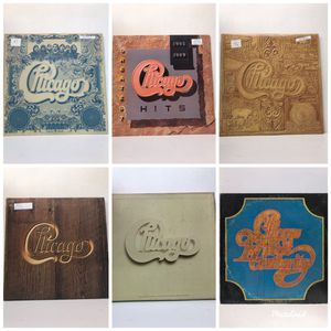 (6) Chicago Vinyl Records for Sale in Blacklick, OH