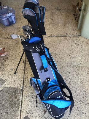 Tour Edge Bazooka 370 Golf set LH for Sale in Glendale, AZ