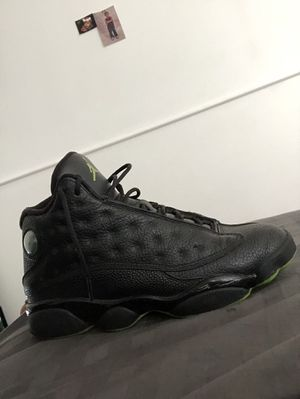 Jordan's 13 black and green for Sale in Miramar, FL