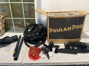 Poulan pro steam cleaner for Sale in Sacramento, CA