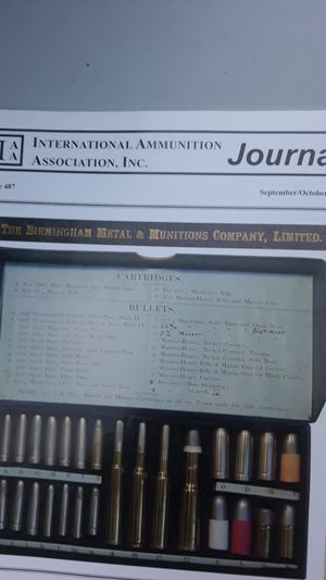 International ammunition Association Inc journals approximately 130 catalogs all in extremely good condition. for Sale in Swatara, PA