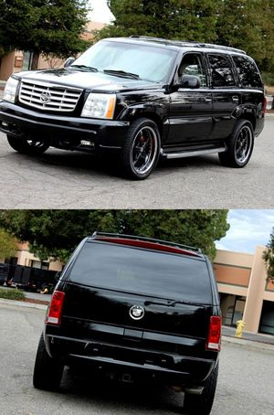 2002 Cadillac Escalade Price $800 for Sale in Irwindale, CA