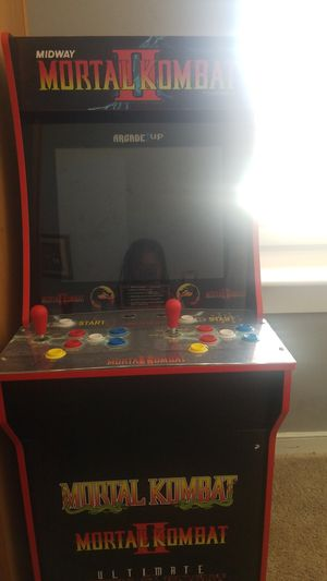 Mortal kombat 1,2, and 3 game machine for Sale in Glen Burnie, MD