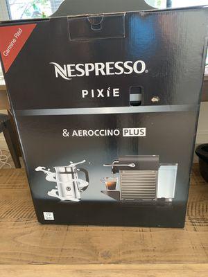 Nespresso coffee maker for Sale in Los Angeles, CA