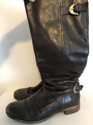 UGG leather boots, Women's 8.5 for Sale in Seattle, WA