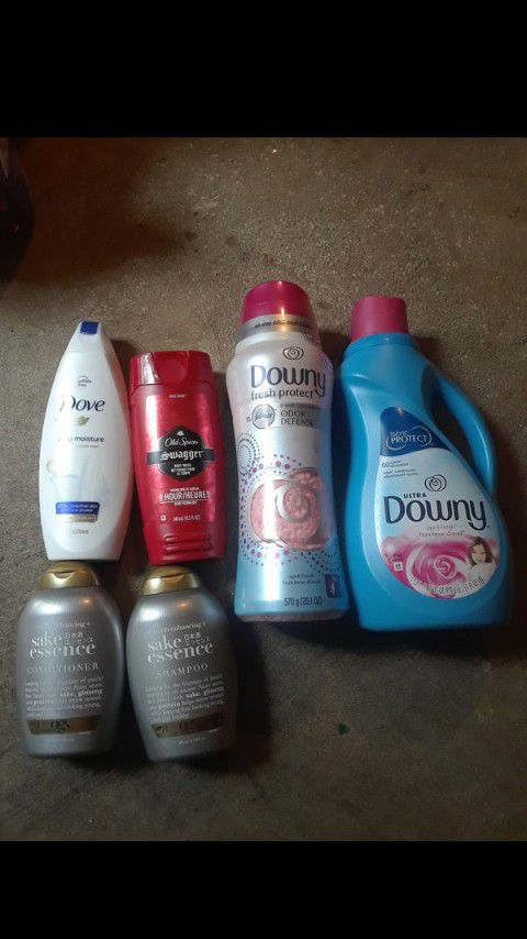Personal care and household items