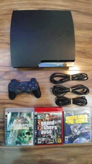Ps3 with 16 games for Sale in Hendersonville, TN