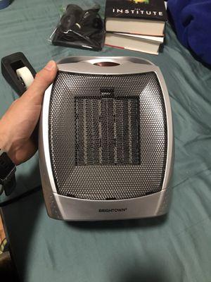 Brightown Ceramic Space Heater for Sale in Winter Hill, MA