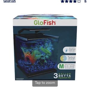 New 3 Gallon Betta Aquarium Kit for Sale in Chino Hills, CA