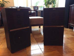 Speaker Sony U400 3 way speaker for Sale in Washington, DC