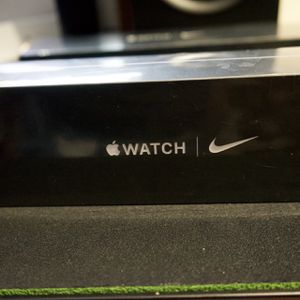 Apple Watch 44mm Silver Nike for Sale in Gaithersburg, MD