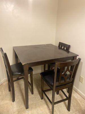 Hightop Dinner Table for Sale in Virginia Beach, VA