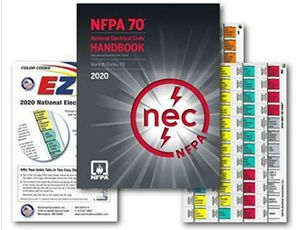 NFPA 70 national electrical code 2020 hardcover for Sale in Somerset, MA