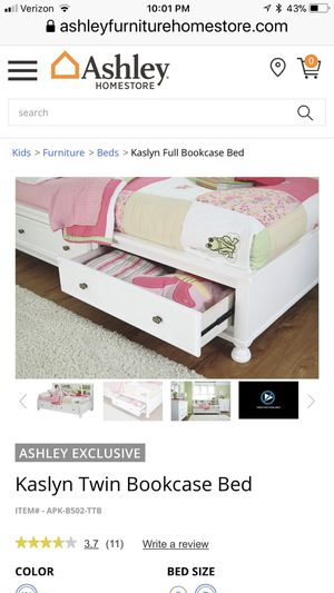 Ashley twin bed set for Sale in Imperial, MO