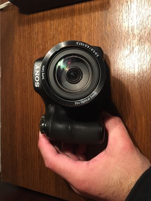 Sony cyber shot DSC-H300 digital camera for Sale in Brookfield, IL