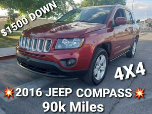 2016 JEEP COMPASS for Sale in Las Vegas, NV