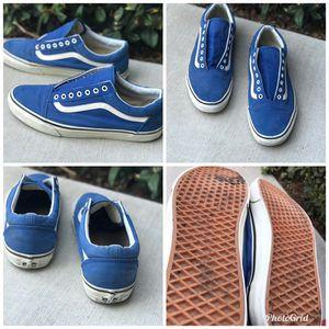Men's classic Vans shoes sz 13 for Sale in Ontario, CA