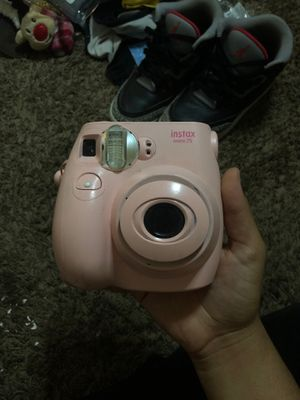 Instax Mini 7s Polaroid Camera for Sale in Sacramento, CA