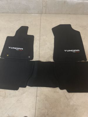 2019 Toyota Tundra floor mats (brand new) for Sale in Vancouver, WA