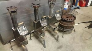 Rocket stove /bbq grill for Sale in National City, CA