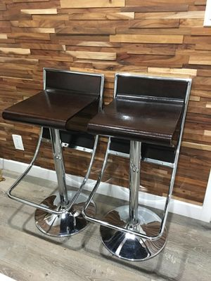 Bar stool/ stools /chair (2) for Sale in Corona, CA
