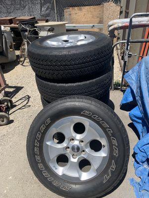 Rubicon Jeep wheels for Sale in Rancho Cucamonga, CA