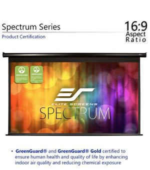 100 inch projector screen brand new for Sale in Hamilton, OH