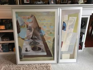 Abstract metal art frames for Sale in Redmond, WA