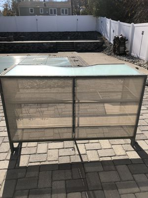 Patio furniture. Portable bar. for Sale in Butler, NJ