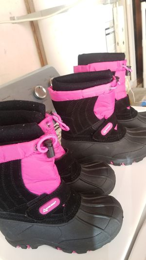 Girls snow boots for Sale in San Diego, CA
