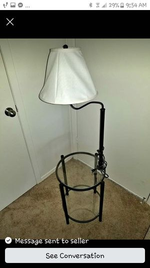 Lamp Table for Sale in Grape Creek, TX