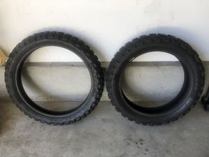 Micheline Anakee Wild Off-road Tires for Sale in San Marcos, CA