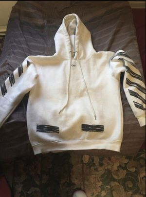 Off White jacket for Sale in Los Angeles, CA