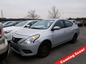 2017 Nissan Versa Sedan for Sale in Cleveland, OH