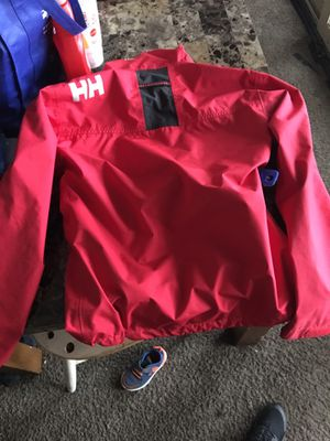 Red Helly Hansen Jacket for Sale in Takoma Park, MD