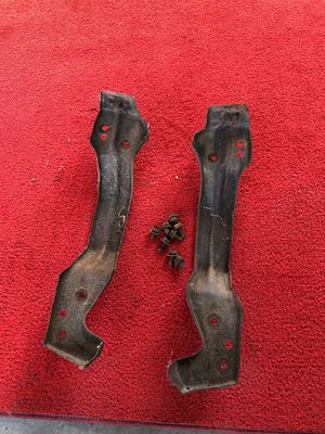 67-72 fender radiator support brackets for Sale in Tulare, CA