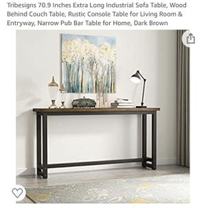 70.9 inch bar/entry table for Sale in Pomona, CA