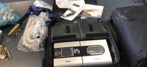 ResMed Cpap machine with new tube, mask and filter... for Sale in Covington, KY