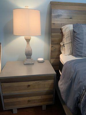 5pc Quality King Size Bedroom Set (Negotiable) for Sale in Atlanta, GA