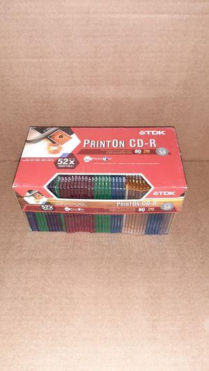 48 PrintOn CD-R for Sale in Las Vegas, NV