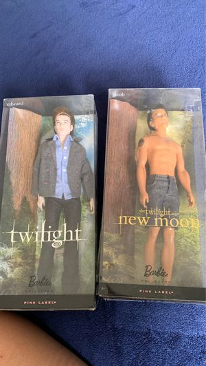 Twilight and New moon, Edward & Jacob collectables for Sale in Phoenix, AZ