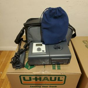 Phillips Respironics CPAP Machine w/Carrying Case for Sale in Lemon Grove, CA