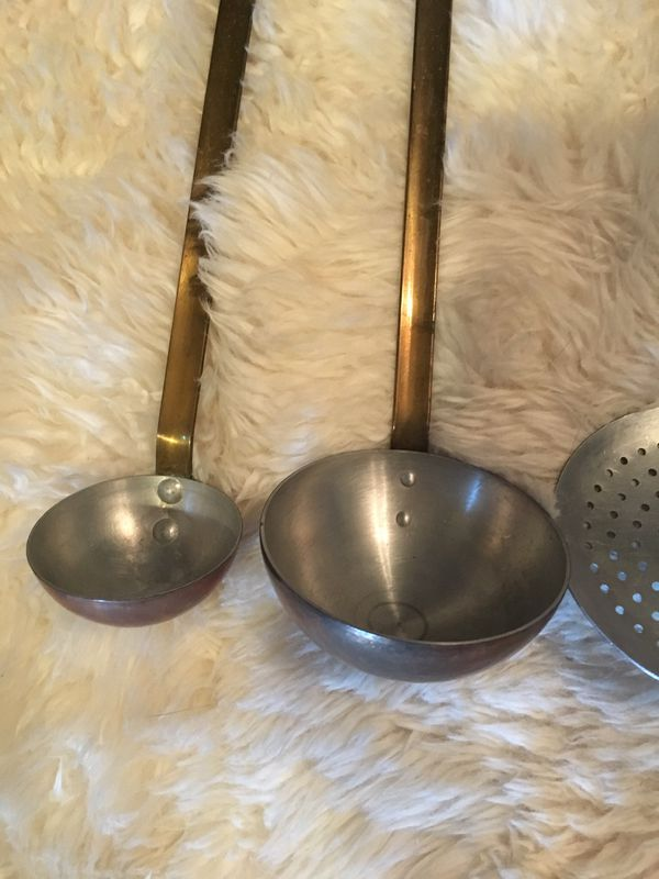 Copper And Gold Utensils For Sale In Bothell Wa Offerup