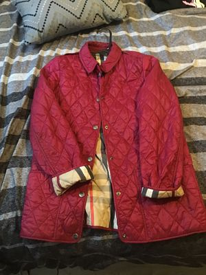 Burberry jacket size 14 for Sale in Compton, CA