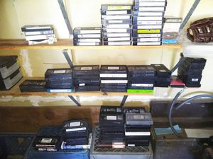 DVD s, and VHS Tapes, kids, adult, for Sale in California City, CA