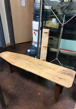 Refurbished ironing board sofa table for Sale in University City, MO