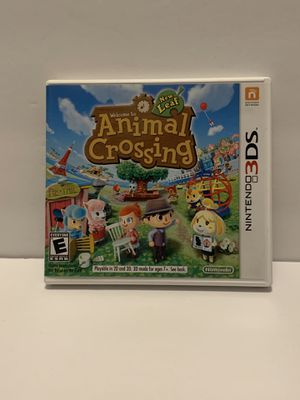 Nintendo 3DS Animal Crossing Game for Sale in Naperville, IL
