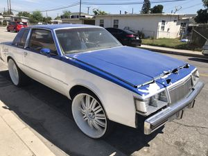 /86'_buick_regal_$1300 for Sale in Norwalk, CA