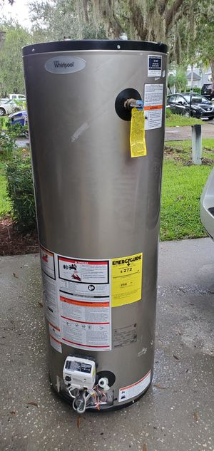 Water heater 50 gal for Sale in Tampa, FL
