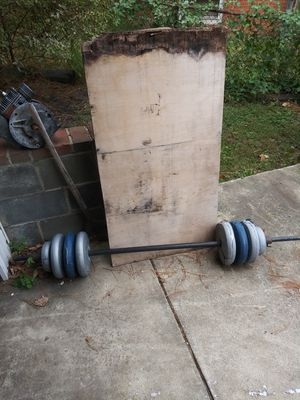 Barbells for Sale in District Heights, MD